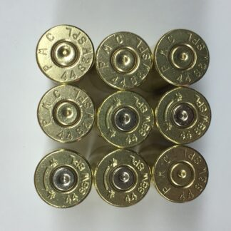 44 Special once fired reloading brass