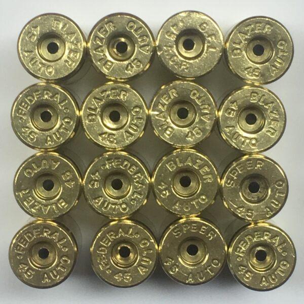 Small primer 45 acp reloading brass