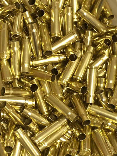7.62x39 once fired reloading brass